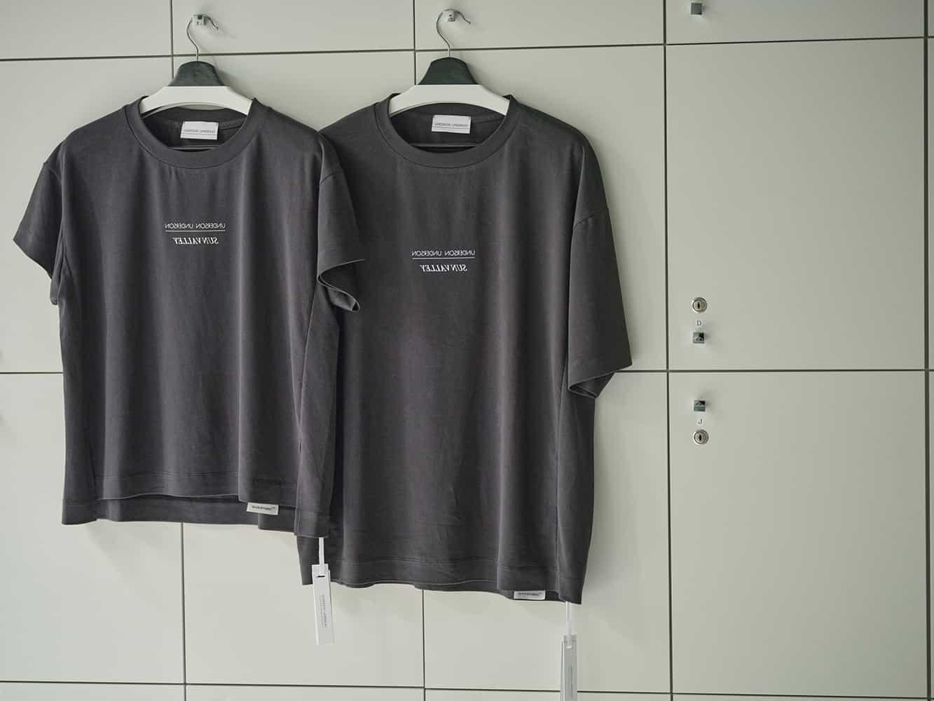 UNDERSON UNDERSON✕SUNVALLEY コラボTシャツ