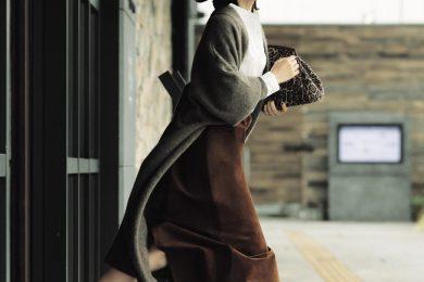 自然とオシャレになじむ【ハイテクスニーカー】で慌ただしい師走を走る![12/6 Sun.]