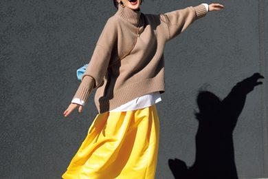 身に着けるだけで、HAPPYになれる服はこれ!スタイリストおすすめアイテム