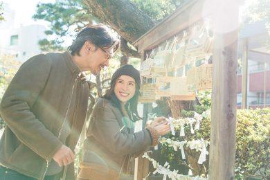 モデル麻衣子さんは家族3人でゆったりと|今年は帰省せずに楽しむ「ゆく年くる年」