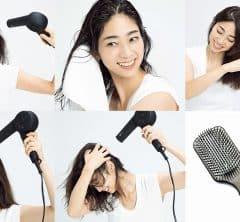 老け見え防止!マイナス10歳ヘアが手に入る「髪の毛の乾かし方」【基礎編】