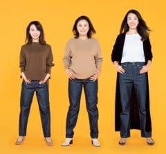 3つの体型別にガチ試着で判明! 40代向けEC・6ブランドの「買い」アイテム&サイズ