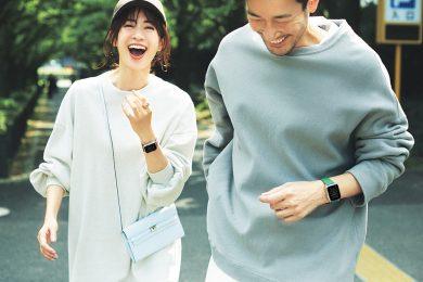 オシャレな「メンズライク時計」が、新しい生活様式で増えたカジュアルスタイルにしっくり馴染む!