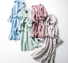 こんなご時世だからこそ、ファッションで気持ちをアゲる!「ニュアンスカラー」のガウンコートが今年の一押し!