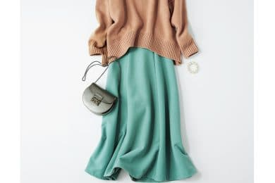 パワーをくれる!「やる気活性カラー」の服&靴 6選