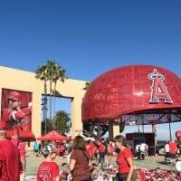 【南カリフォルニアより】ロサンゼルス・エンゼルス、試合観戦の楽しみ方☺︎