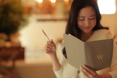 【連載・from Wako's Room】毎日をちょっと楽しく・ちょっと幸せにするアイテムvol.71 '21オリジナル手帳&イニシャルカバー