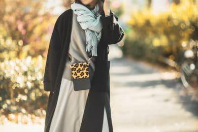 【真冬の防寒オシャレSNAP!⑧】冬、重いアウターを着こまなくても大丈夫!