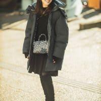 【真冬の防寒オシャレSNAP!④ 】やっぱりユニクロユーのコートの防寒力と使い勝手は大助かり