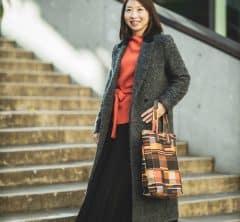 【真冬の防寒オシャレSNAP!⑥】人気の「メンズライクブーツ」は、足元の防寒にもお役立ち