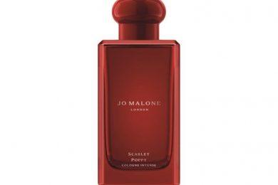 ジョー マローン ロンドンから魅惑的な新しいコロン インテンススカーレットポピーが登場!