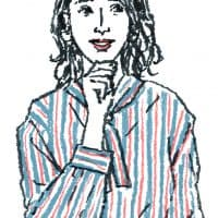 嶋田桂以子(身長168cm)