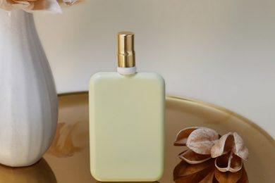 香水瓶のようにオシャレでスマート! 消毒液の「スプレーボトル」が進化しています