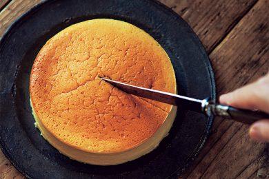 罪悪感フリー! な「チーズケーキ」超速レシピ