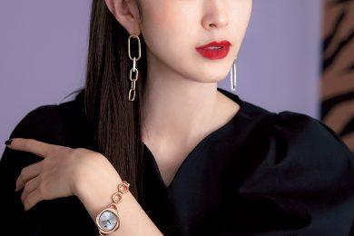 韓ドラ女優メークで「愛されキレイ顔」②イタくない赤LIP華やぎメーク