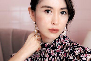 韓ドラ女優メークで「愛されキレイ顔」①ラメだけどイタくない華やぎメーク