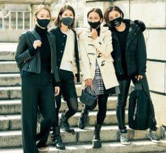 関西の素敵な40代は、こんな「マスク」でオシャレしてる!
