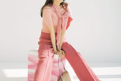 """モデル・美香さんと一緒に考えた、大人のための「""""可愛い""""」! 〜洋服編〜"""