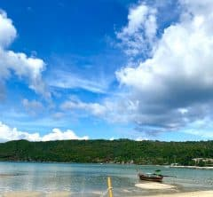 [タイ]映画『The Beach』の舞台ピピ島へ