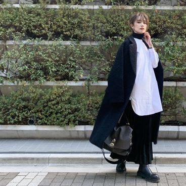 モノトーンコーデ   武藤京子ブログ