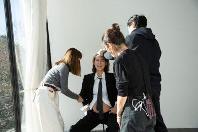 3月号「小泉里子さんマタニティ企画」の舞台裏と、使って良かったマタニティ名品を公開!