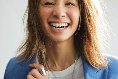 主婦⇒表紙モデル⇒そして今……稲沢朋子さん46歳、そろそろ卒母、第二の人生を始めます!
