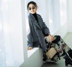 スタイリスト大草直子さんが提案「女らしいワンマイル服」をつくる4アイテム