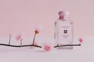 ジョー マローン ロンドンより、日本の春を華やかに演出するサクラ チェリー ブロッサム発売!