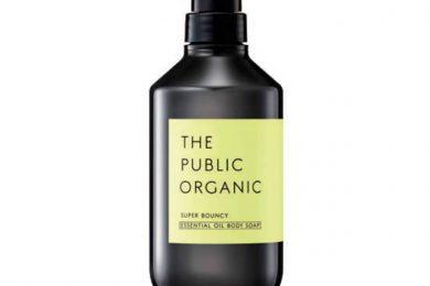 THE PUBLIC ORGANICから、ベストコスメを多数受賞した香り「スーパーバウンシー」と「スーパーポジティブ」の精油ボディソープが発売!