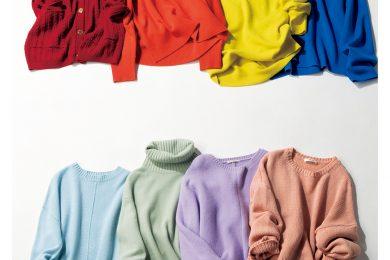 """【人気風水師シウマさんの""""8色占い""""で!】朝、選んだ色で運が開けるカラーコーデ術"""