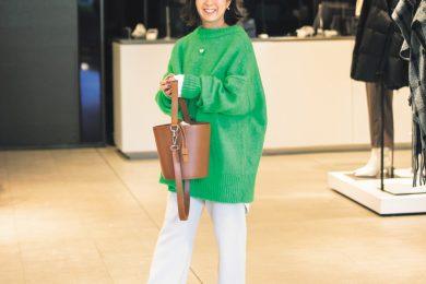スタイリスト・竹村はま子さんが選ぶ「コスパ服選びのルール」とは!?