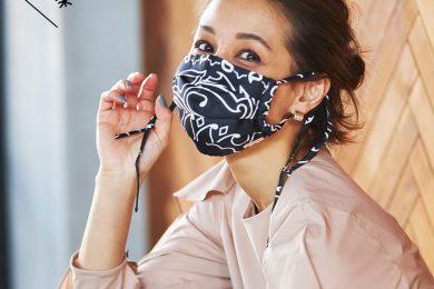 大人がイタクないマスク選びと目力アップのアイメイクとは?【イナトモWEB Vol.6マスク選び前編】