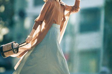 日常で着られて品の良い大人になれる「セットアップ」を持っておきたい[3/31 Wed.]