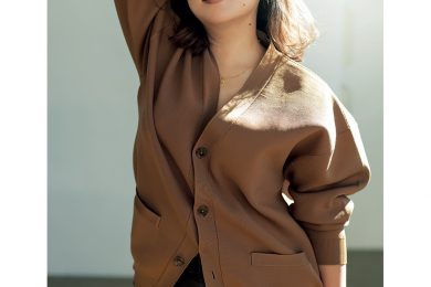"""野呂佳代さんがトレンドをハンサムに着こなす""""マシュマロ体型ファッション""""!"""