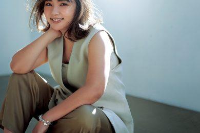 """""""マシュマロ""""野呂佳代さん「この体型を生かして女っぷりが上がるオシャレに挑戦していきたい」"""