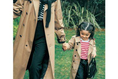女の子ママ 高垣麗子さん〝娘に伝えたいオシャレ〟② 〜リンクファッションで特別な日を〜