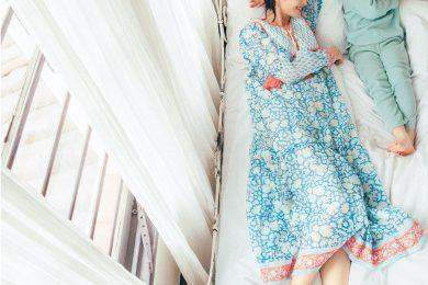 女の子ママ 高垣麗子さん〝娘に伝えたいオシャレ〟④ 〜「ありがとう」の気持ちを忘れずに〜