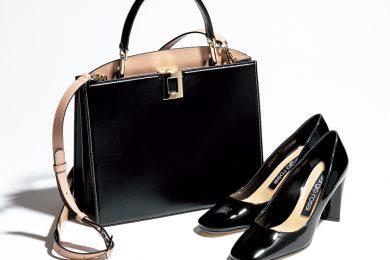 大草直子さん「入学式には、ハレもケも使える、投資する価値ある【バッグと靴】を!」