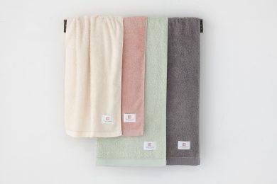 日本の伝統色をテーマにした「今治謹製 古色ゆかりいろ」タオルに、縁起の良い新色が仲間入り