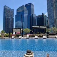 [シンガポール]フラトン・ベイ・ホテルでステイケーション