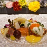 【兵庫】芦屋にオープンした美しいフレンチが食べられるお店「GENTO」