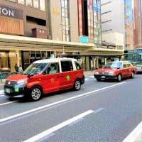 【京都発】幸運の四葉タクシーに遭遇!!