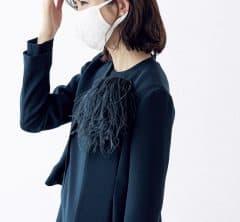 「入学式ママコーデ」は華やぎマスク&小物でもっと好印象になる!