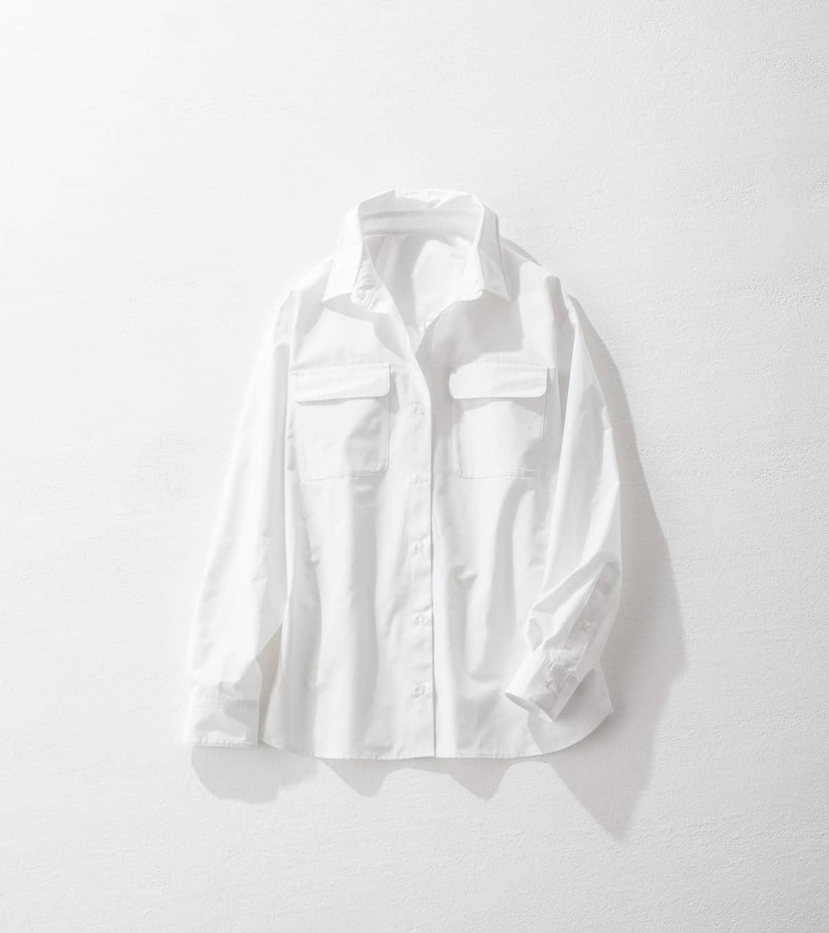 アテニア「大人設計シャツ」