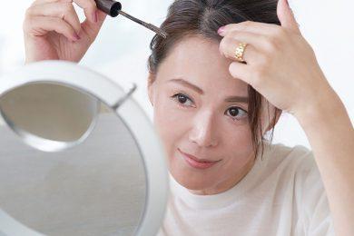 美容院へ行けないときも、今すぐ白髪を隠したい! 読者の簡単「白髪ケア体験」レポート