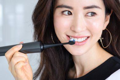 歯と口の健康が気になりだす40代は、「電動歯ブラシ」のはじめどきです!