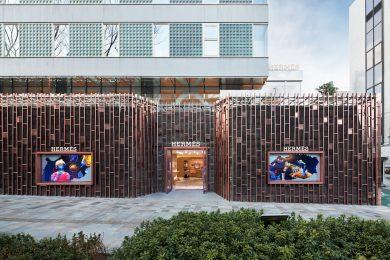 エルメスの世界観を堪能できる、「エルメス表参道店」がオープン!