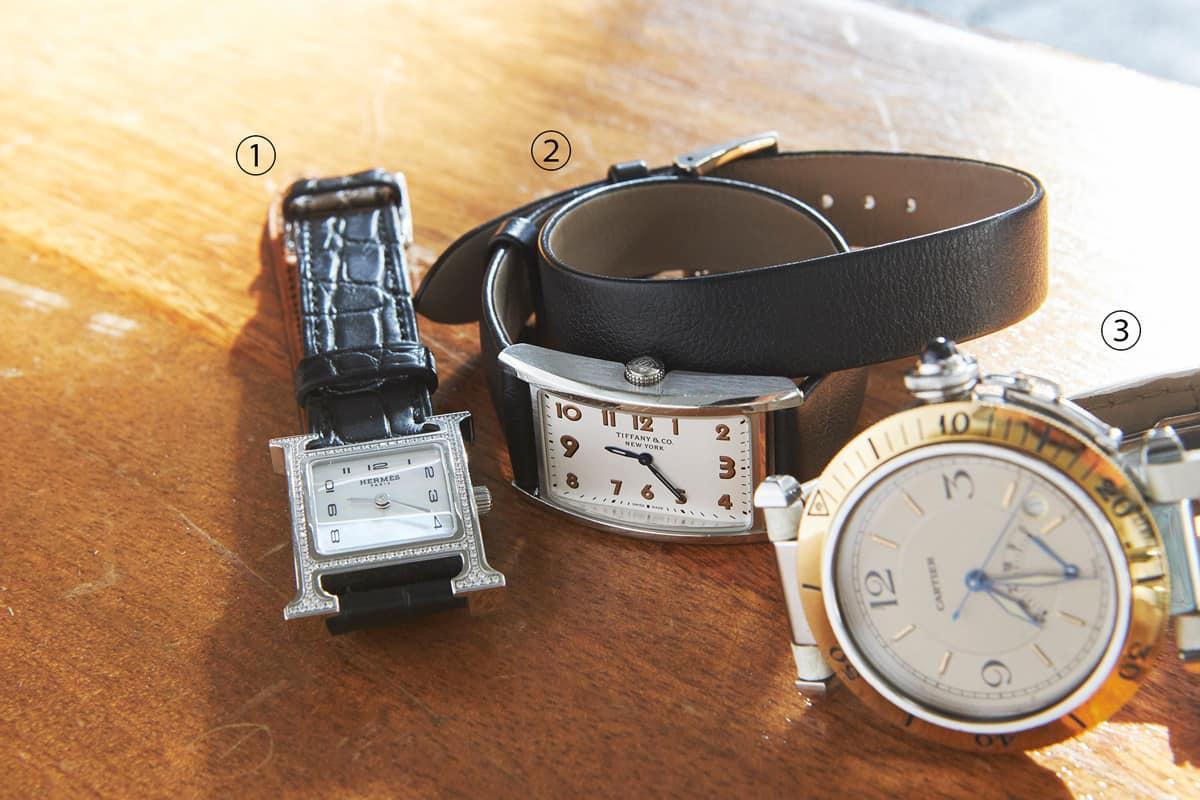 娘さんに譲りたい時計