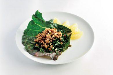 スーパーフードのサラダは栄養価満点!キヌア&ケールサラダ【プロに聞いたお家ごはんレシピ】