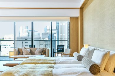 大人の美に効くホテル時間を~The Okura Tokyo x ITRIM特別宿泊キャンペーン
